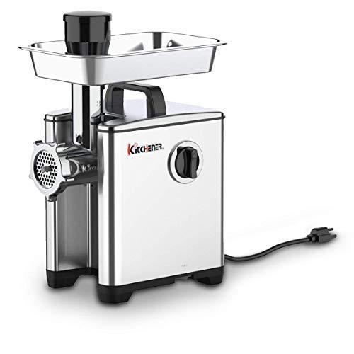 kitchener stainless steel meat grinder