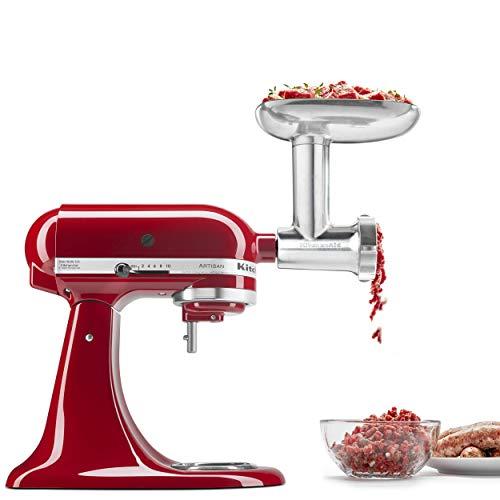 kitchenaid metal meat grinder attachment