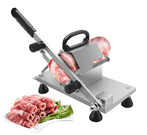 best manual meat slicing machine
