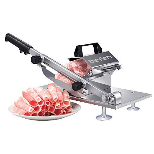 best manual meat slicer