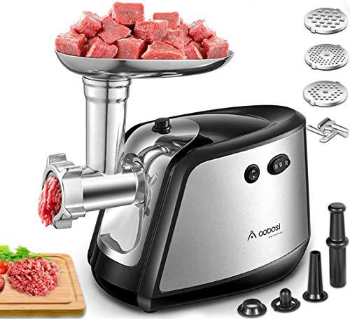 best meat grinder and sausage stuffer