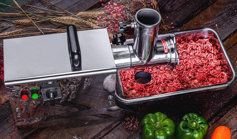 top rated commercial meat grinder