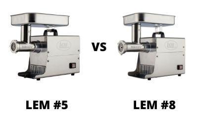 lem #5 vs #8
